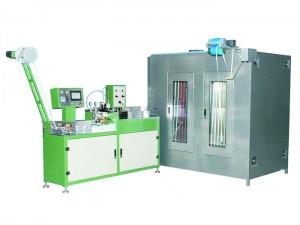 Narrow fabrice Silicone Coating Machine