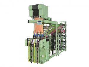 Computerized Jacquard needle loom MYH-J series